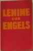 Sur engels articles et discours. Lénine V