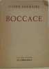 Boccace. Luchaire Julien