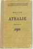 Athalie. Racine