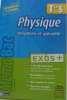 Physique Tle S : Exos +. Aullen  Sébastien