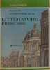 Précis d'histoire de la littérature française. Salomon Pierre