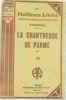 La chartreuse de parme (tome troisième). Stendhal