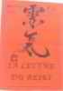 La lettre de reiki automne 2002 n°35.