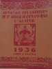 Almanach des orphelins de Sainte thérèse de l'enfant-jésus d'auteil 1936. Collectif