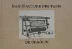 Manufacture des tapis de cogolin. Collectif