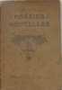 Poésies nouvelles 1836-1852. De Musset Alfred