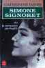 Simone Signoret ou La Mémoire partagée. David  Catherine