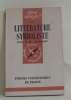La littérature symboliste - que sais-je. Schmidt A.m