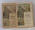 Gaspar le gaucho tome I et II. Mayne-reid
