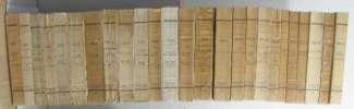 Oeuvres complètes illustrées (25 vols). Anatole France