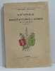 Historique des manufactures et usines de la société (1750-1920). Bessonneau J