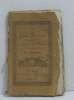 Le lycée armoricain 4e année  8e volume juillet 1826.