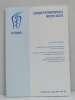 Correspondances médicales printemps-été 2010/n°26.