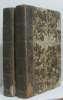 Histoire complète et illustrée de la vie des saints des pères et des martyrs (4 tomes en 2 vols).
