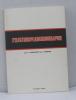 L'electrosplanchnographie. Thouvenot J.  Pénaud J