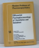 Differential Psychopharmacology on Anxiolytics and Sedatives. Boissier J. R