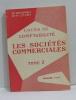 Cours de comptabilité les sociétés commerciales tome II. Reverdy M.  Court H