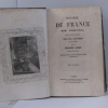 Histoire de france (8 tomes en 4 vols). Anquetil