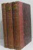 Oeuvres complètes - le rhin lettres à un ami tome I  II et III. Hugo Victor