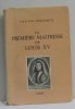 La première maitresse de louis XV. Margueritte Lucie Paul