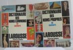 Dictionnaire encyclopédique pour tous (tome I et II) I Dictionnaire des noms communs en couleurs  II Dicionnaire des noms propres en couleurs. ...