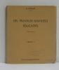 Les travaux manuels éducatifs 3000 croquis tome I. Lechapt M