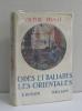 Odes et ballades les orientales. Hugo Victor