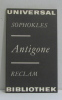 Antigone. Sophokles