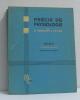 Précis de physiologie tome deuxième fascicule premier système nerveux central. Cier J.f.  Hermann H
