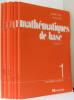 Mathématiques de base  formation continue (8 livrets). Zyan  Drey