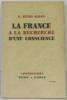 La France à la recherche d' une conscience. Simon