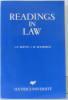 Readings in Law. Boivin  Rouberol