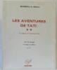 Les aventures de Tati  du dialogue à l'expression libre  tome deux  livre de langage à l'usage du maïtre C.P.1. Gnali