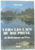 Vers les lacs du Dauphiné : de Belledonne au Viso. Coupé