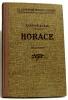 Horace (suivie de) Horace par l'image. Crouzet Paul  Coreneille