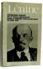Programme agraire de la social-démocratie ds la 1ère révolut. russe 1905-1907. Lénine