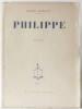 Philippe; illustrations de Schaeffer. Sarraute