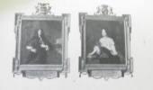 Pensées d'Outre-Monts de Souvenirs d'Outre-Tombe (croquis de la haute société internationale). Avec 16 illustrations. Muyden