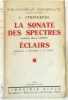 Le sonate des spectres - Eclairs. STRINDBERG Auguste