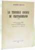 La Terrible course de Chateaubriand : 1838. Roger Denux  Jean-Jacques Stenven