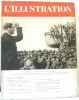 L'illustration n°5060 24 février 1940 (journal hebdomadaire universel  L'arrivée des Anzacs dans le moyen-Orient  un sous marin allemand coule un ...