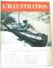 """L'illustration n°5061 2 mars 1940 (journal hebdomadaire universel  Le navire-prison allemand """"Altmark"""" immobilisé par l'arrière dans la vase et les ..."""