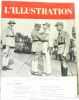 L'illustration n°5098 23 novembre 1940 (journal hebdomadaire universel  Le général Weygand remet à Dakar  la Croix de guerre à M. Boisson  général de ...