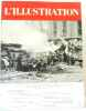 L'illustration n°5099 30 novembre1940 (journal hebdomadaire universel Violent tremblement de terre en Roumanie  à la recherche des prisonniers de ...