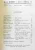 Les lettres nouvelles n°1 - Cesare Pavese  Amos Kenan  Henri Guillemin  A.M. Schmidt  Hubert Damisch  Jacques Shérer + Chroniques. Collectif