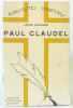 Paul claudel. Chaigne