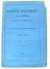Moniteur Scientifique du Docteur Quesneville  Journal Mensuel  20e année de Publication 3e série Tome IX 450e Livraison - Juin 1879. Quesneville