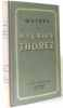 Oeuvres de Maurice Thorez (livre deuxième tome premier 1930- Juin 1931). Thorez