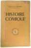 Histoire Comique. France