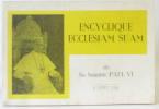 encyclique ecclesiam suam. Paul VI